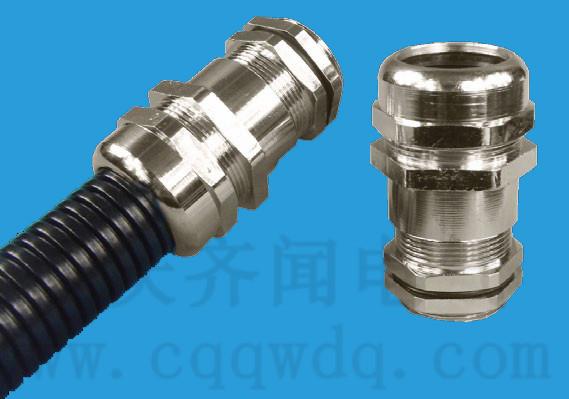 电机接线防水锁头